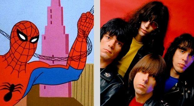 0481 - Spider-Man - Ramones [1995]