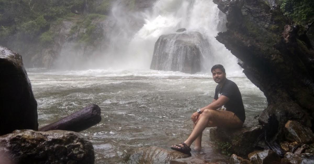Courtallam And Golden Peak - Rain, Rivers, Falls!!!