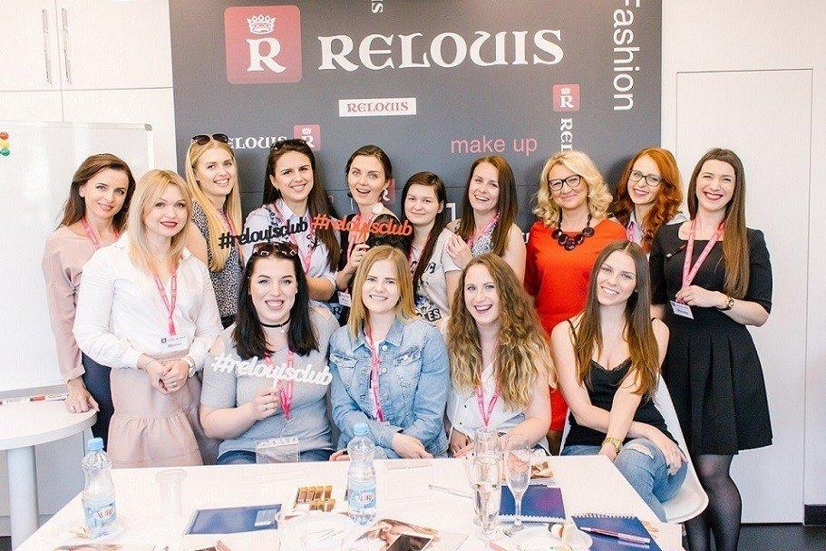 Relouisclub встреча с бьюти-блогерами