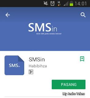 Cara SMS Gratis All Operator 100 % Work