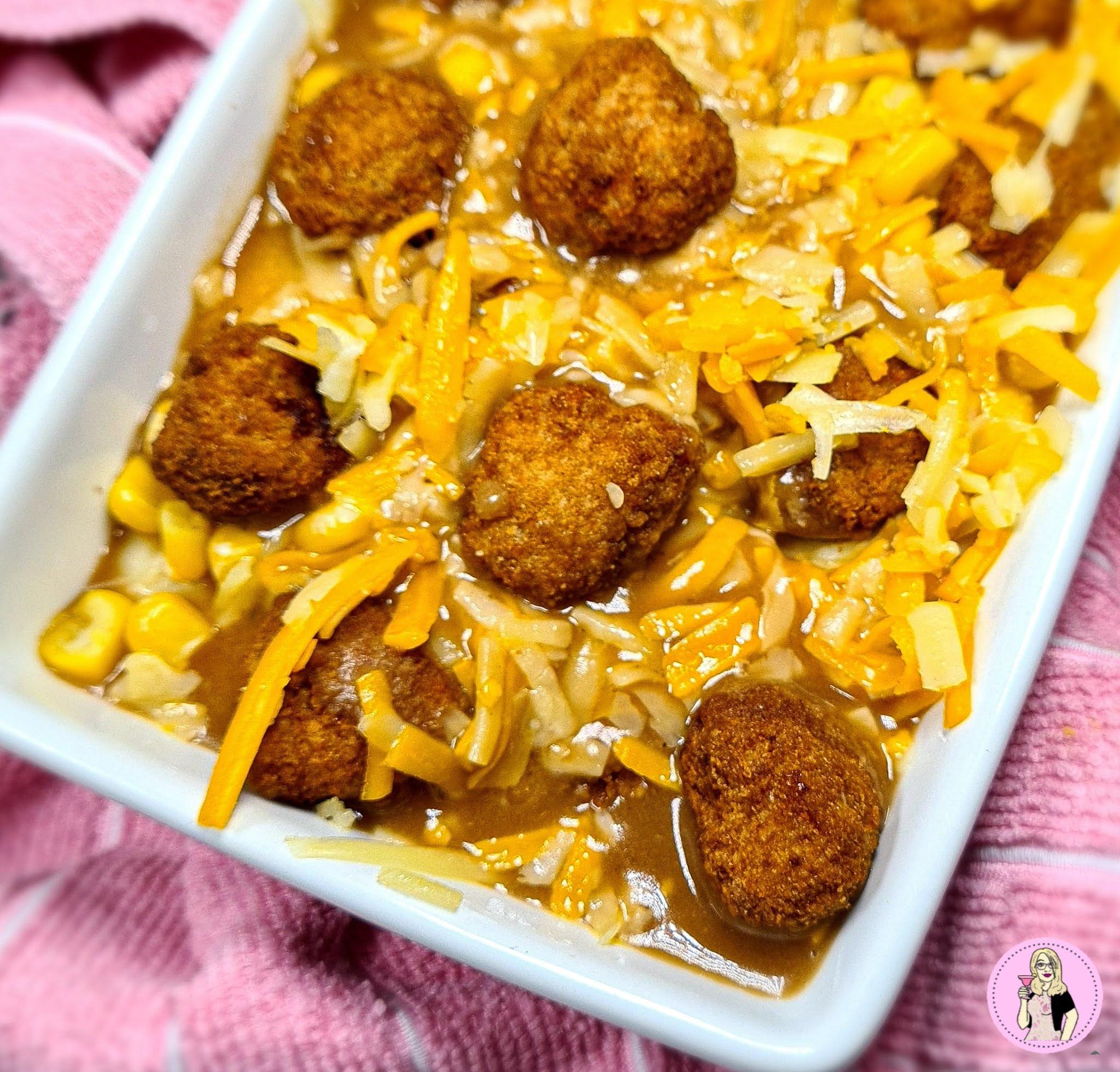 KFC Famous Bowl Fakeaway Recipe | Slimming Friendly Low Calorie