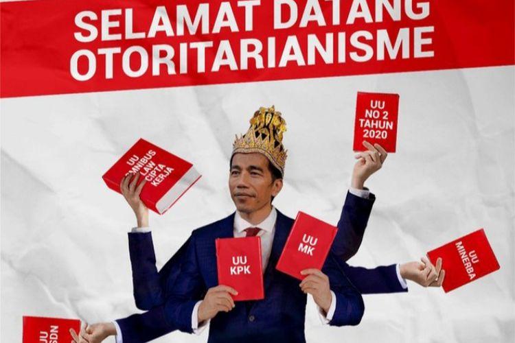 Memburuknya Pemenuhan Hak-Hak Digital di Indonesia, Kian Dekati Otoritarianisme