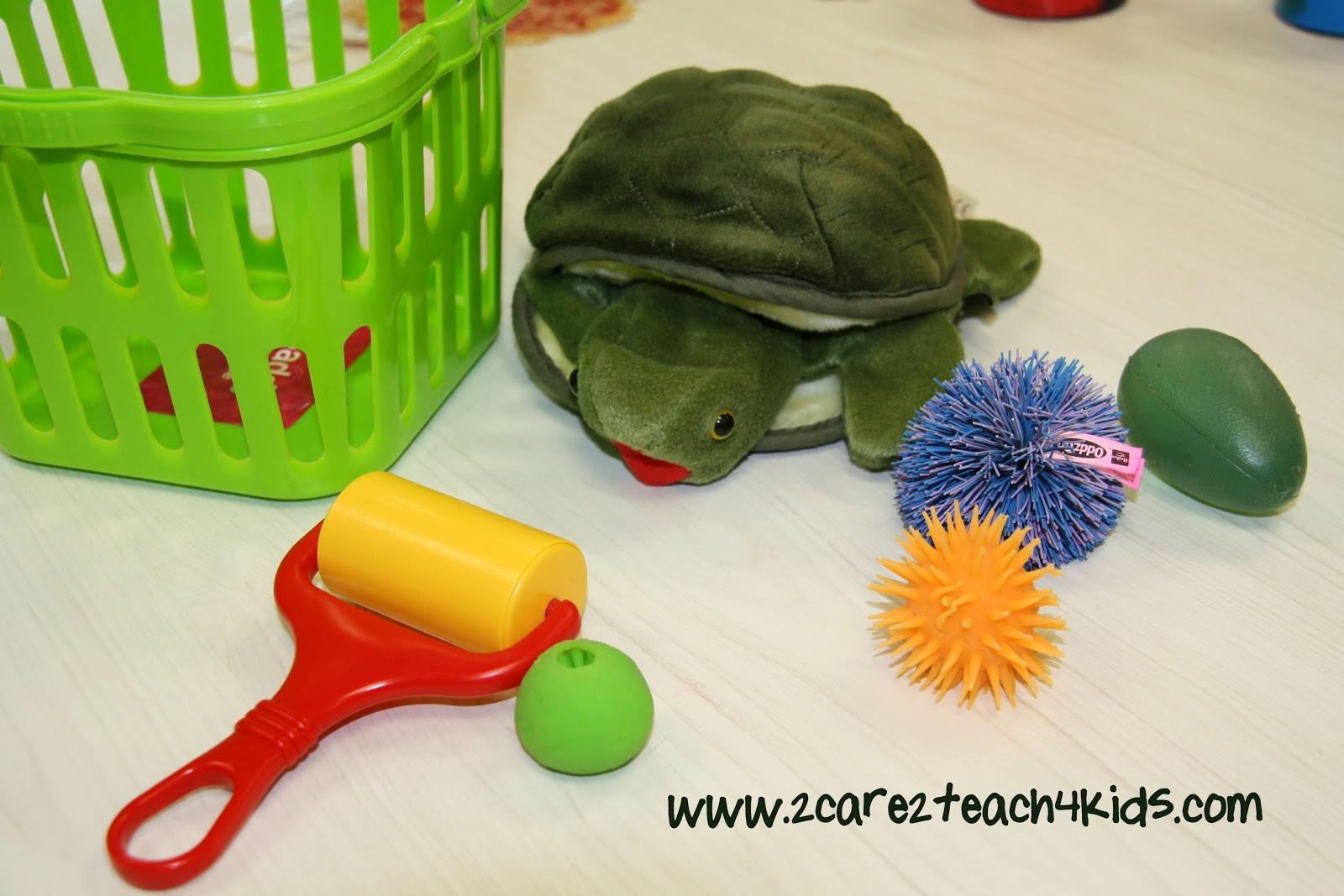 2care2teach4kids Tucker Turtle