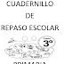 CUADERNILLO DE REPASO ESCOLAR  3º PRIMARIA