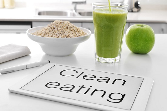 Clean Eating Diet Plan and Weight Loss w/ Skinny Fiber