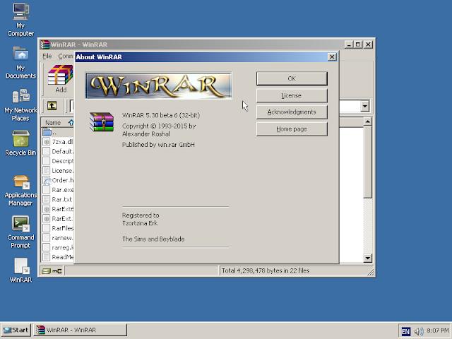 Lançada primeira versão Release Candidate do sistema ReactOS 0.4.3!