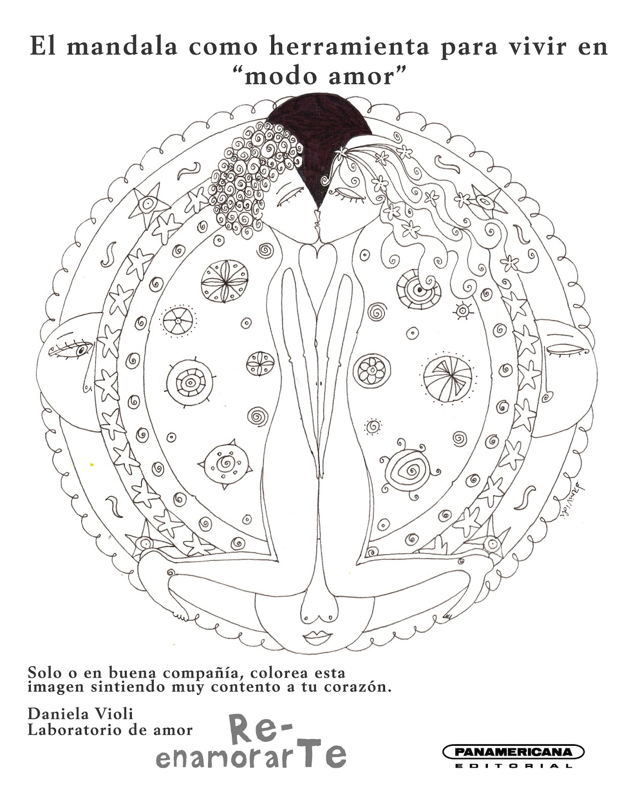 Mandala Para Atraer El Amor Reenamorarte De Daniela Violi Con
