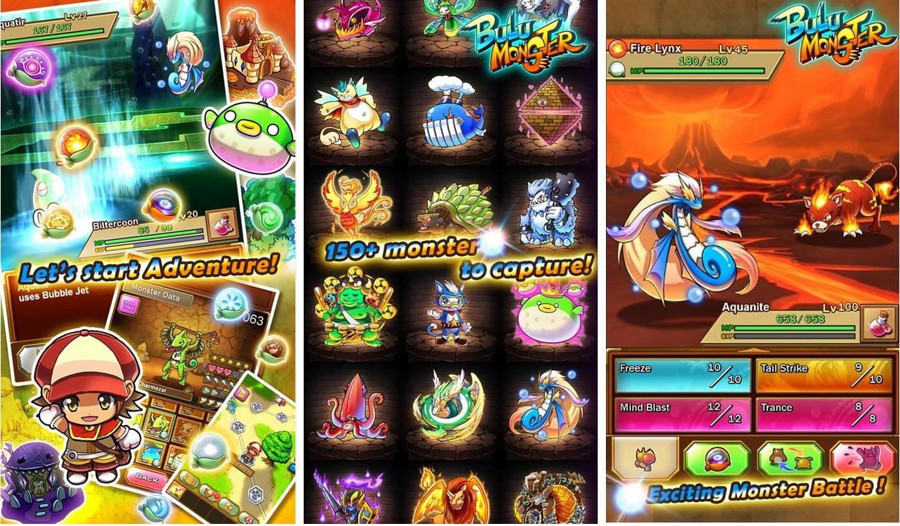 Bulu Monster MOD Unlimited Bulu Points v4.6.4 for Android