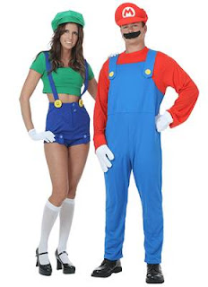 MARIO Halloween Costumes 2016