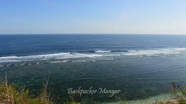 gelombang air laut