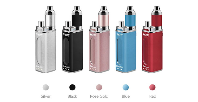 What Can We Expect From Yocan Delux Kit?