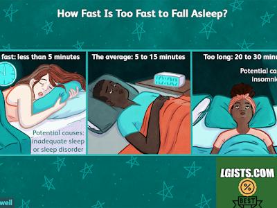 3 Daily habits help you fall asleep easily