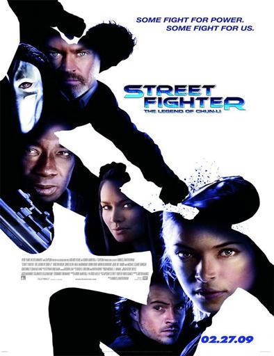 Ver Street Fighter: La leyenda (2009) Online