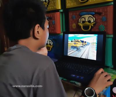 Masuk Sekolah Masinis Kereta Diesel di Yogyakarta