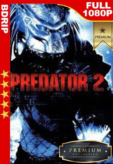 Depredador 2 (1990) [1080p BDrip] [Latino-Inglés] [LaPipiotaHD]