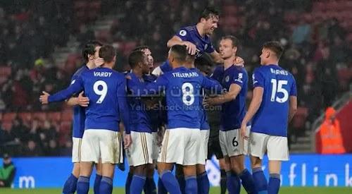 ليستر سيتي يواصل الانتصارات بفوز جديد علي فريق واتفورد في الدوري الانجليزي