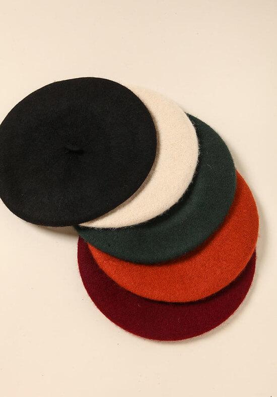 Love Culture berets