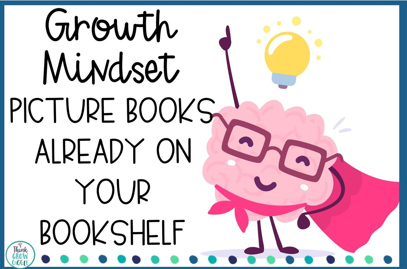 growth mindset books and activities for kids