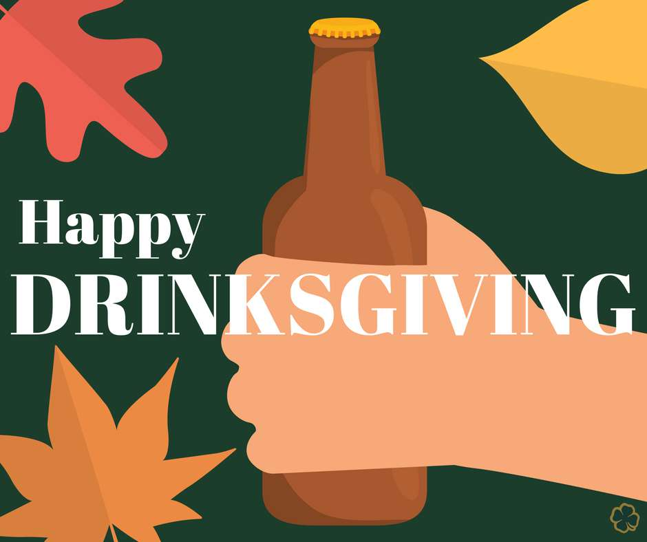 DrinksGiving Wishes for Whatsapp
