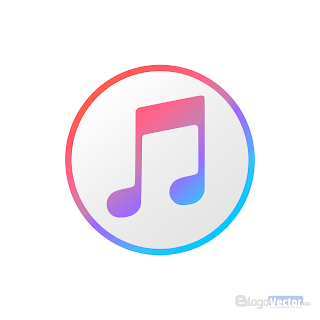 iTunes Logo vector (.cdr)
