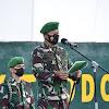 Brigjen TNI Djashar Djamil, Pimpin Upacara Sertijab Dandim Jajaran Korem 141/Tp