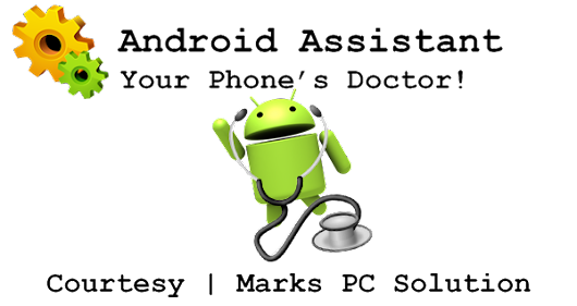 Backup your App using Android Assistant . . .