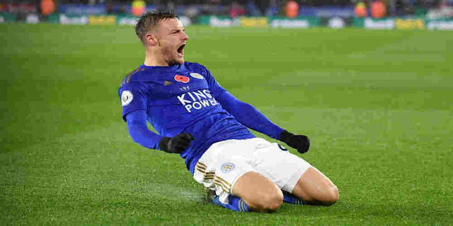 Jamie Vardy saves Leicester and gets a very important draw – Leicester City News