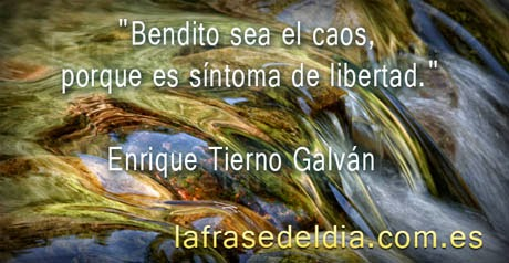 Frases – Enrique Tierno Galván