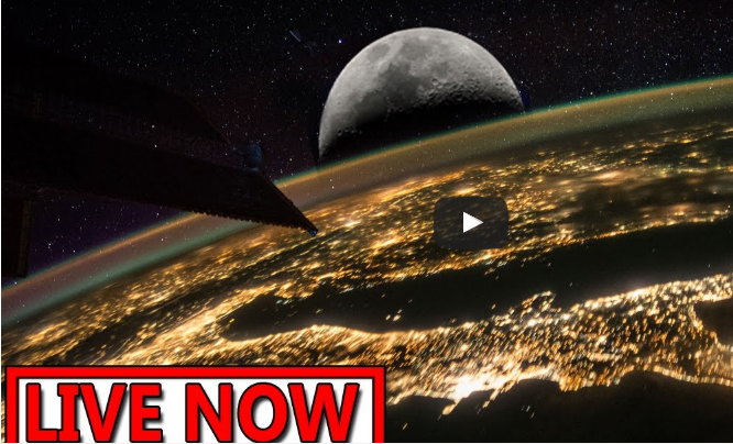 Nasa LIVE stream - Earth From Space LIVE Feed | Incredible ...