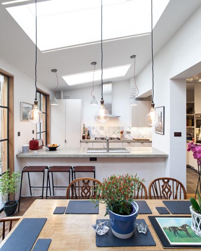 Copa Para Sala De Jantar ~ Cozinha integrada com a copa  Jeito de Casa  Blog de Decoração