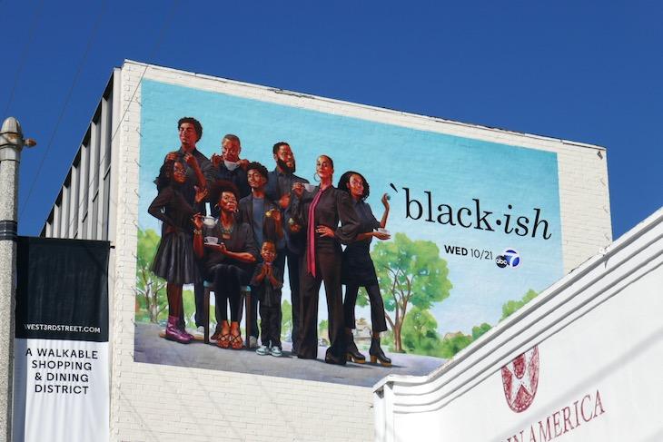 Blackish season 7 billboard