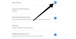 gmail في قائمة الانتظار