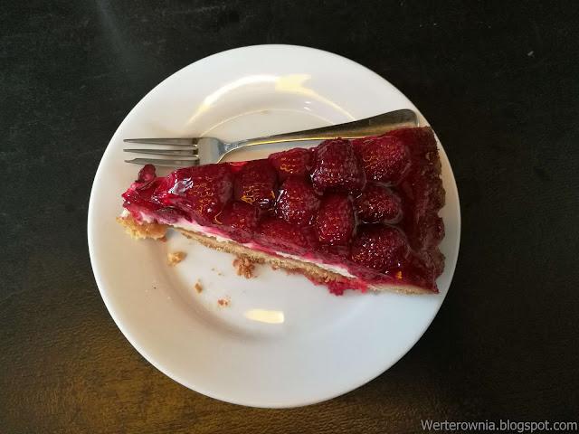 Tarta malinowa ciasto