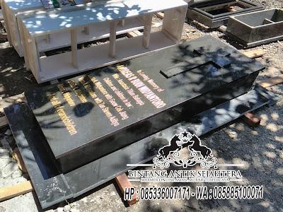Model Kijing Granit, Model Kuburan Kristen Minimalis, Contoh Kijing Kristen