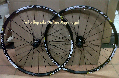 wheelset Mavic Crossride