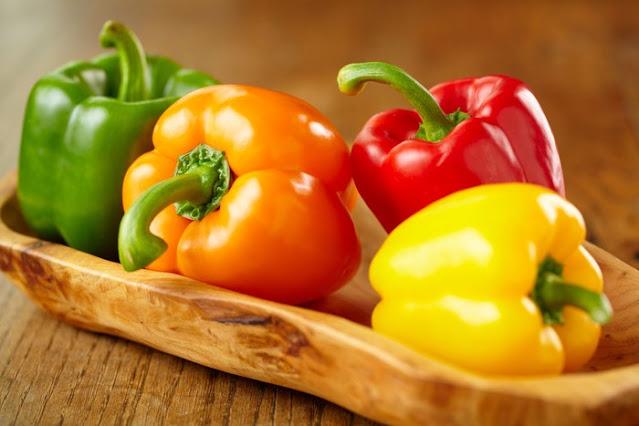 Jenis Paprika