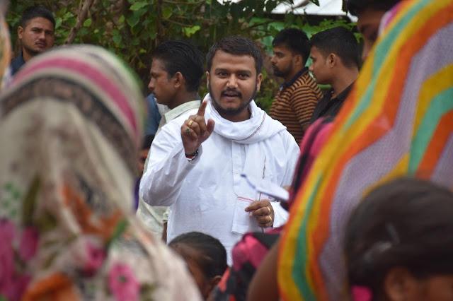 Lalan Kumar targeted the Yogi government on women's crime