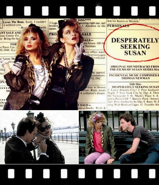 Filmes ambientados em Nova York - Procura-se Susan Desesperadamente
