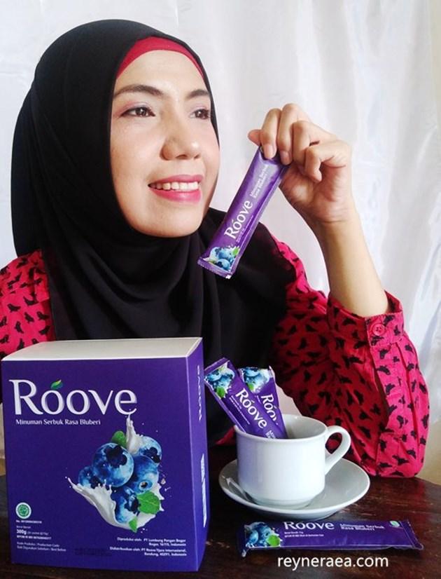 review minuman kolagen roove
