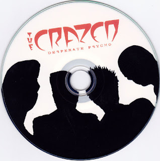 The Crazed - Desperate Psycho_cd