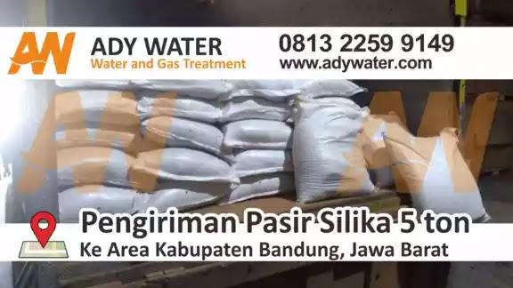 Media Filter, Pasir Kuarsa,