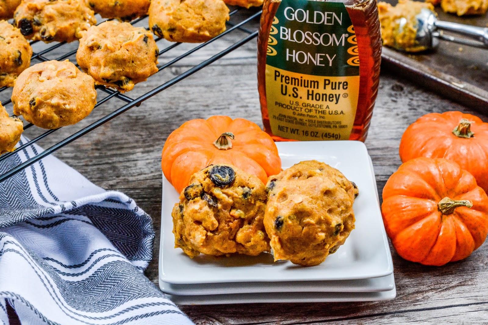 Raisin Pumpkin Cookie