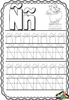 cuaderno de trazos de letras pdf