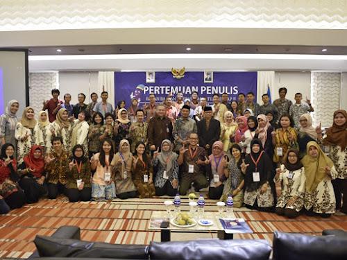 Pertemuan penulis Kemendikbud 2018