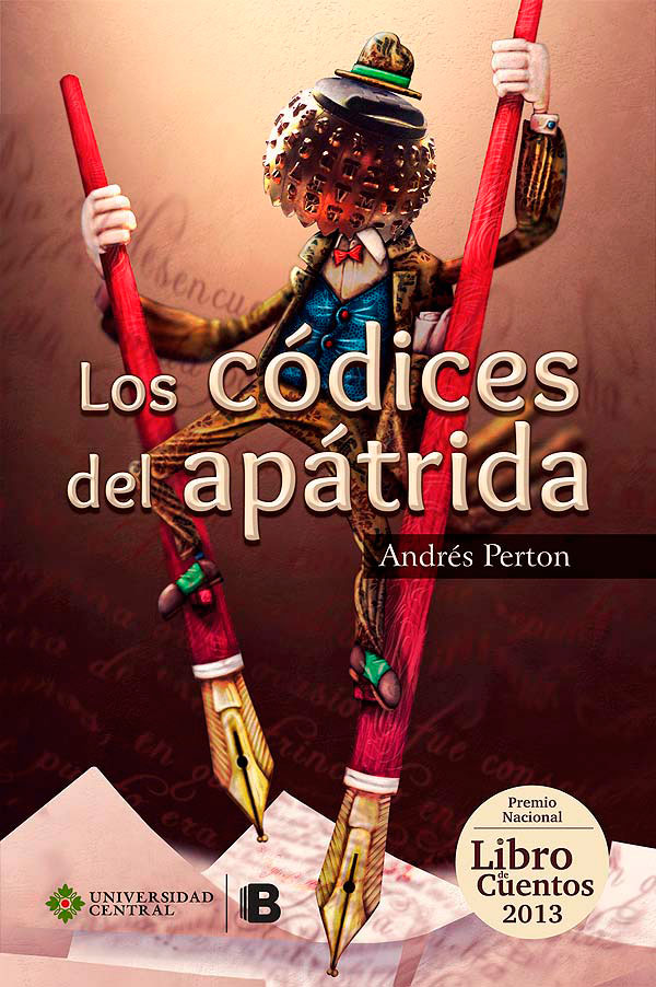 Los códices del apátrida de Andrés Perton