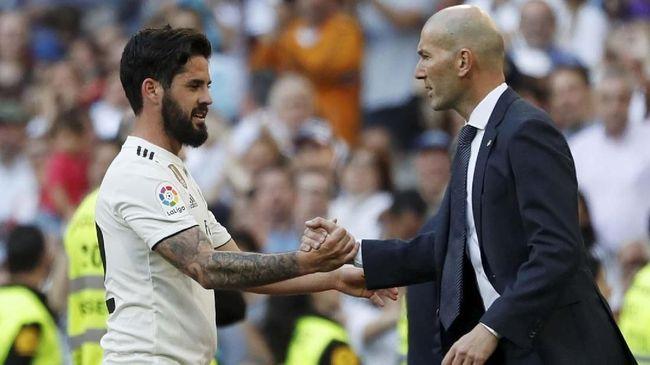 Rumah Pebola Kaki Zidane Dan Isco Kemasukan Maling 2019