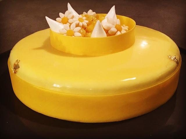 Recette gâteau des iles ananas vanille passion