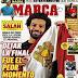 """صـورة لـلـنـجـم مـحـمـد صـلاح على غلاف """"ماركا"""" الإسبانية تثيراليوم جدلا واسعا"""
