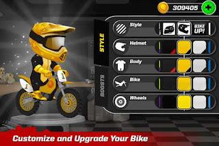 bike up mod apk