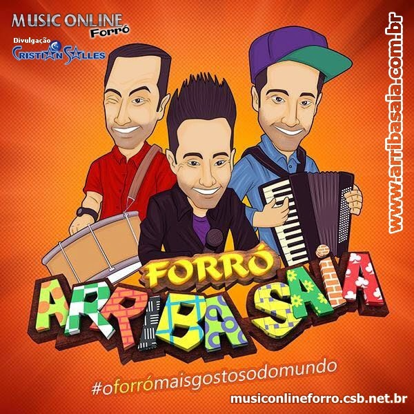 MUSIC ONLINE FORRÓ